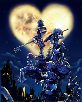 Un'immagine tratta da Kingdom Hearts.