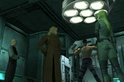La tortura di cui parlo nell'articolo su Metal Gear Solid, una scelta difficile.