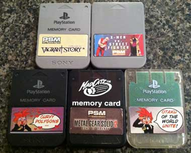 Memory Card con Stick