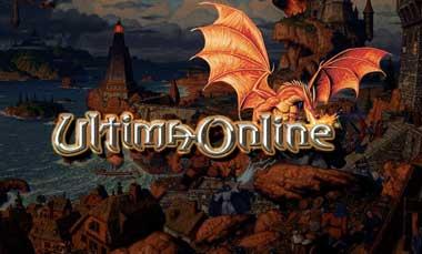 Ultima Online, città e draghi