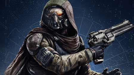 Destiny drop - immagine simbolo del gioco.