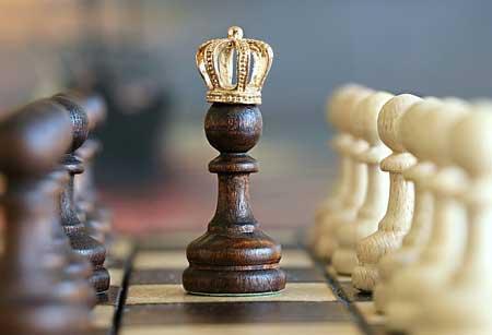 Scacchi, re e regine: per essere vincenti e completare un gioco al 100% serve la giusta mentalità.