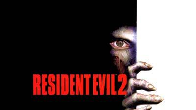Resident Evil 2 - Immagine di copertina.