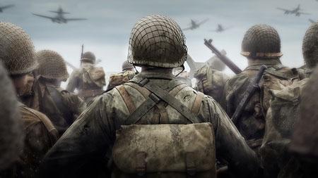 Cod WW 2 - immagine ufficiale.