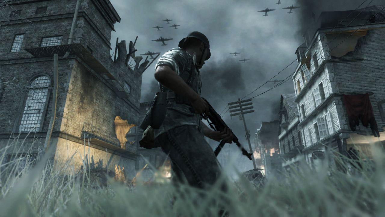 COD WW2 immagine di gioco
