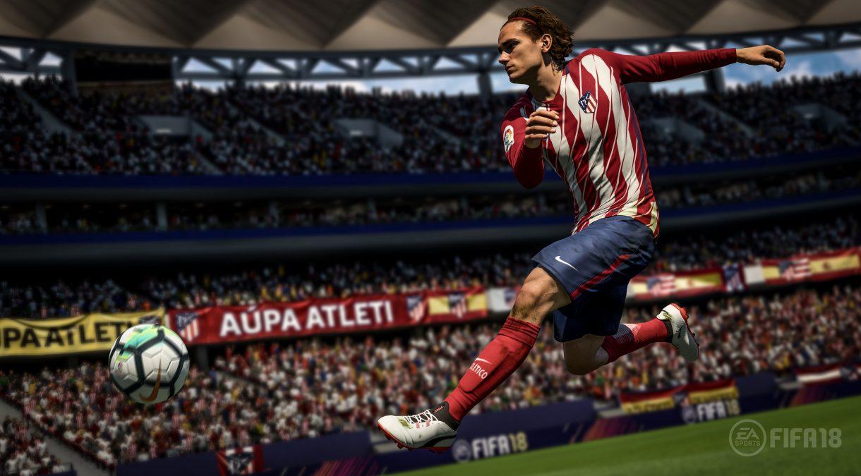 FIFA 18 immagine