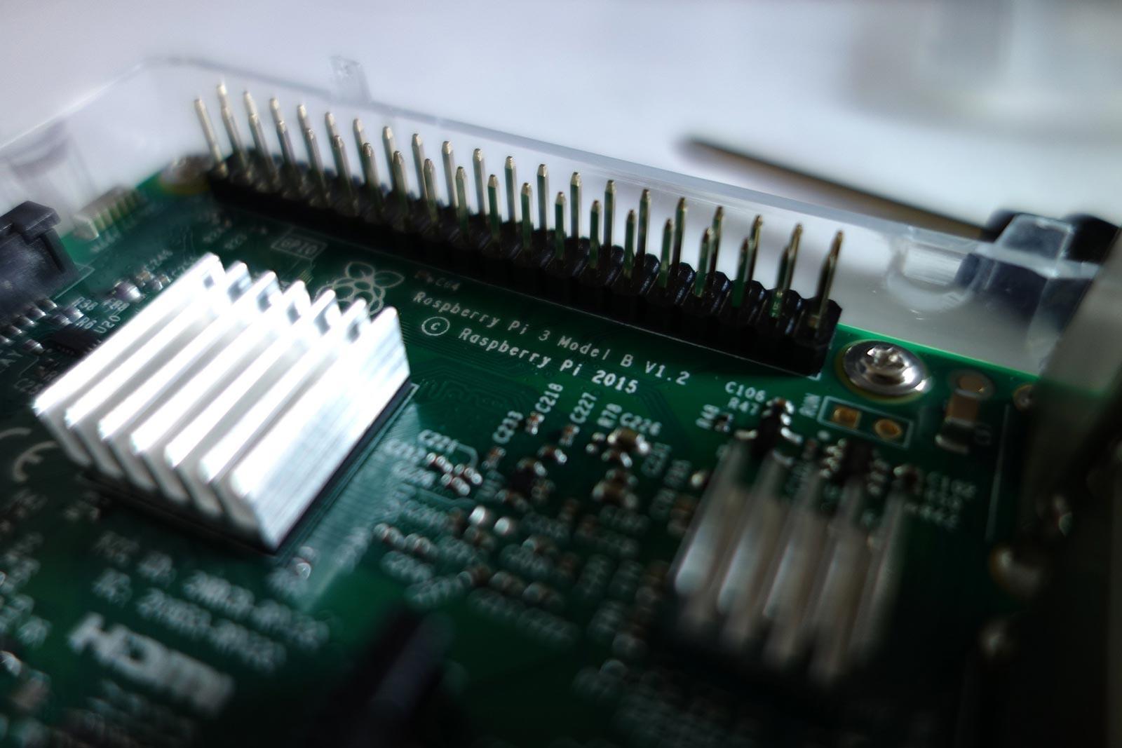Il Raspberry Pi - Foto copertina guida in italiano.