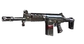 FAL OSW semiautomatico a colpo singolo di Black Ops 2.