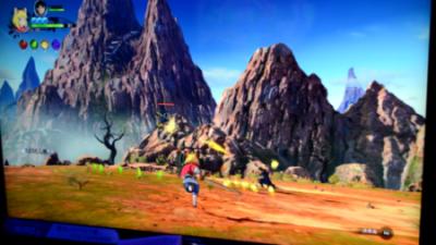 Ni No Kuni 2 Revenant Kingdom gameplay.