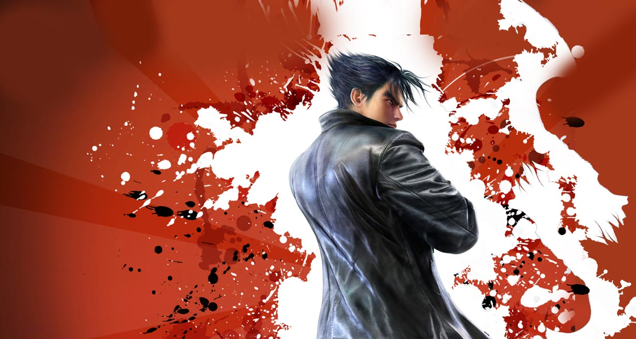 Copertina di Jin Kazama su Tekken.