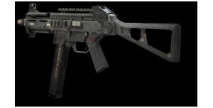 L'UMP 45 di Call of Duty Modern Warfare 2.