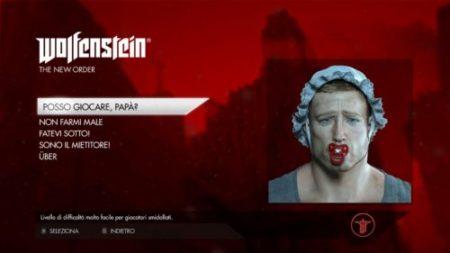Wolfenstein - The New Order, immagine del gioco.