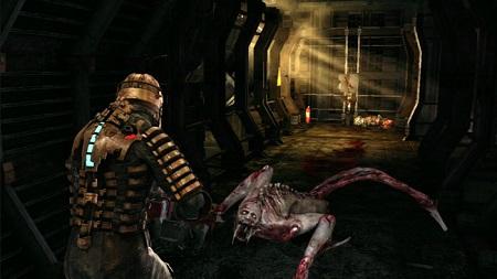 giochi horror Dead Space leaper