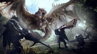 Monster Hunter immagine del gioco.