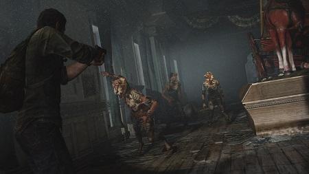 giochi horror The Last of Us clicker Halloween