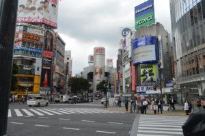 Il cuore di Shibuya - foto del quartiere.