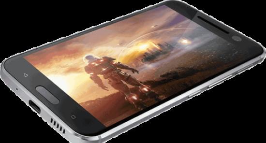 HTC 10 nella classifica dei migliori smartphone per giocare.
