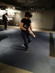 Videogioco e Realtà Virtuale a Tokyo