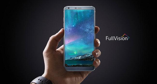 LG G6 nella classifica dei migliori smartphone per giocare.