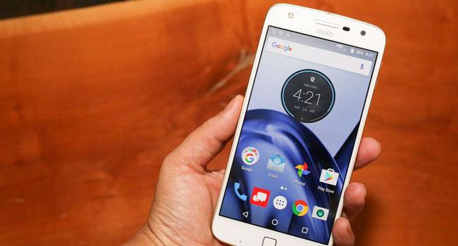 Motorola Moto Z Play nella classifica dei migliori smartphone per giocare.