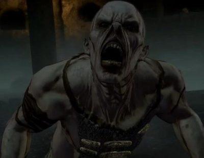 Coloni spagnoli deformati su Uncharted.