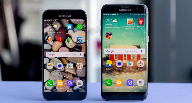 Samsung Galaxy S7 e S7 Edge nella classifica dei migliori smartphone per giocare.
