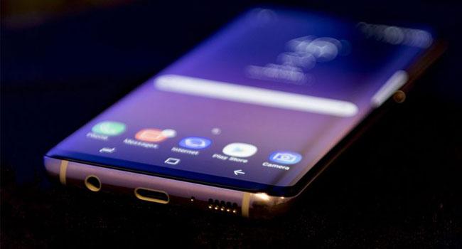 Samsung Galaxy S8 nella classifica dei migliori smartphone per giocare.