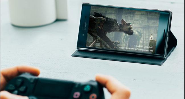 Sony Xperia XZ Premium nella classifica dei migliori smartphone per giocare.