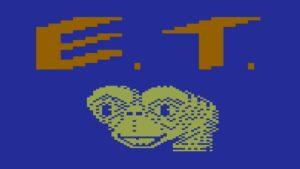 Il gioco di ET.