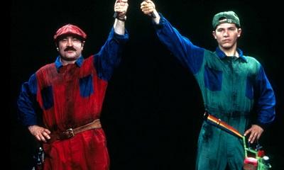 film tratti dai videogiochi - Mario e Luigi.