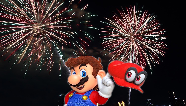 Capodanno e Videogiochi.