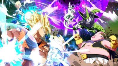 Gioco di Dragon Ball immagine.