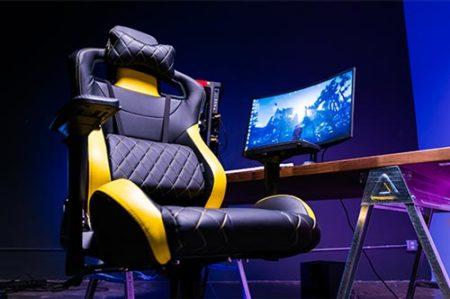 Sedia da Gaming.