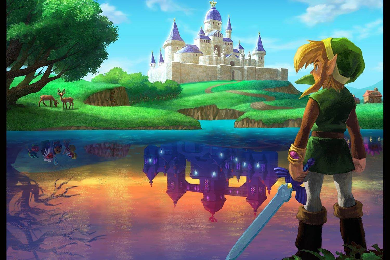 Immagine suggestiva del Videogioco Zelda.