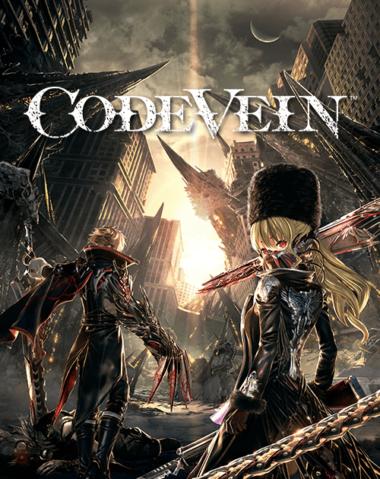 Code Vein copertina.