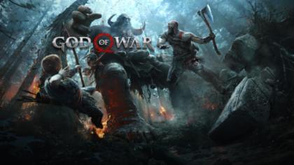 God of War copertina gioco