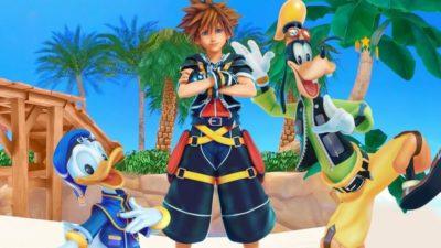 Kingdom Hearts 3 immagine.