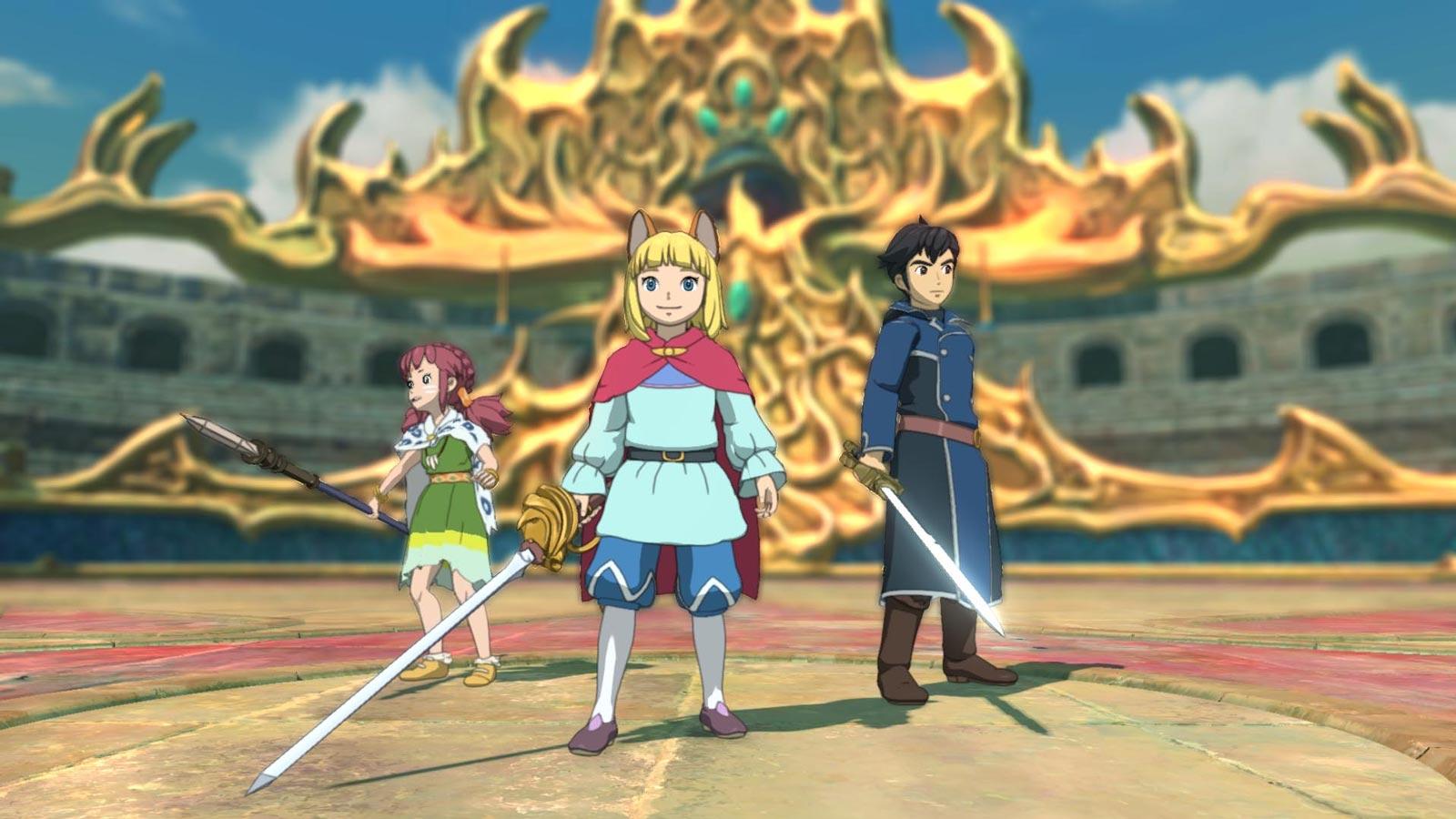 Ni No Kuni 2: il Destino di un Regno - Immagine gioco.