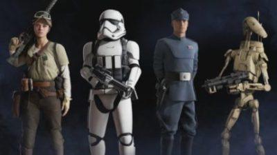Star Wars Battlefront 2 personaggi spiegati nella guida.