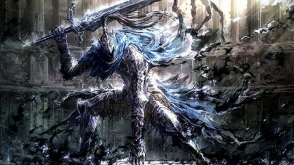 Artorias boss Dark Souls