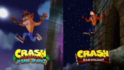 Il remake ben riuscito di Crash Bandicoot, differenza tra vecchio e nuovo.