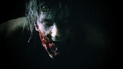 lo zombie visto nel trailer di resident evil 2 remake