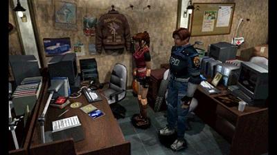 resident evil 2 per PS1