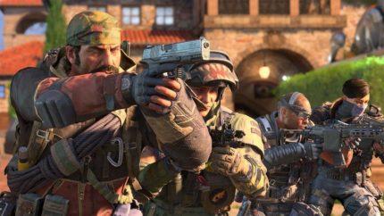 Immagine degli Specialisti su Call of Duty Black Ops 4.