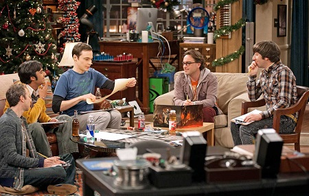 giocare di ruolo the big bang theory
