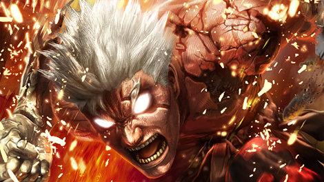 asura's wrath, anime interattivo