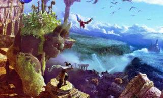 Immagine di copertina di Majin and the Forsaken Kingdom.