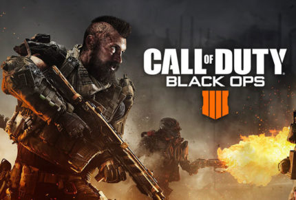 Un'immagine di copertina di Call of Duty Black Ops 3
