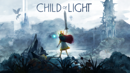 Child of light - Immagine di copertina.