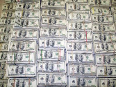 Foto di soldi.